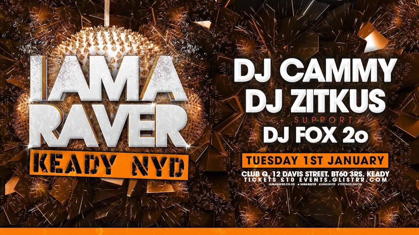 DJ Cammy Keady Club Q New Year's Day