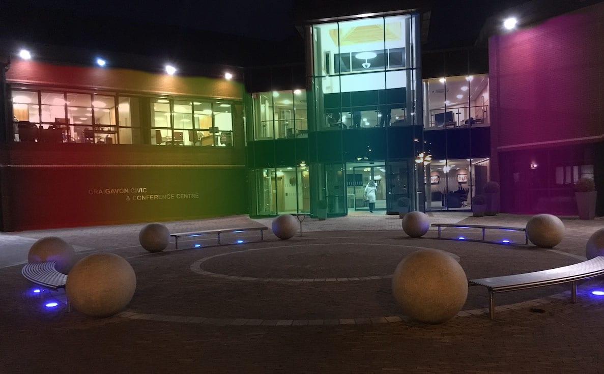 Craigavon Civic Centre Pride