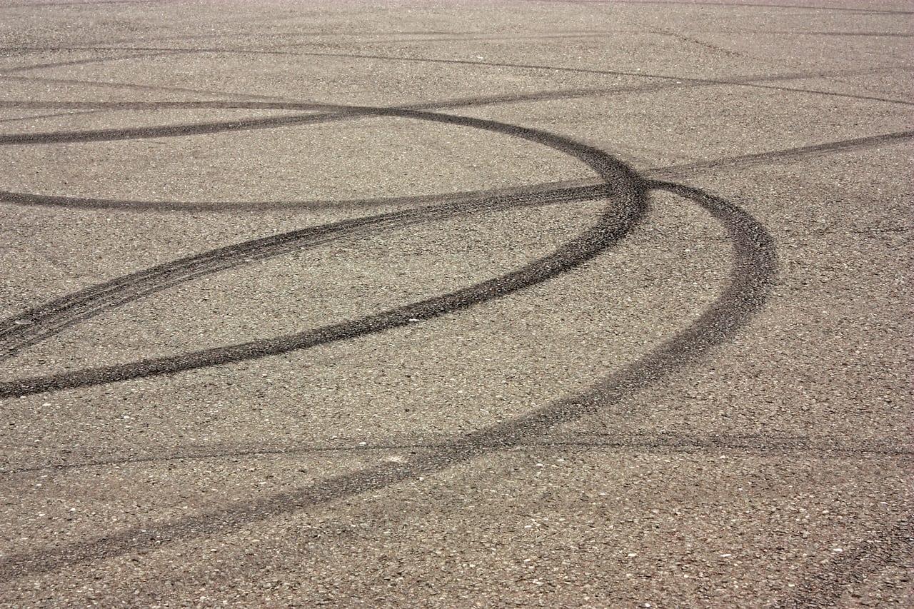 Tyres doughnuts