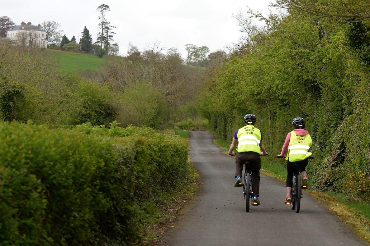 Greenway cycling