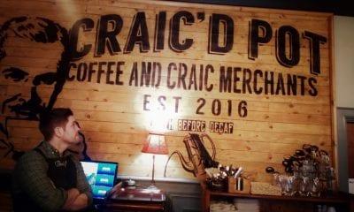 The Craic'd Pot, Armagh