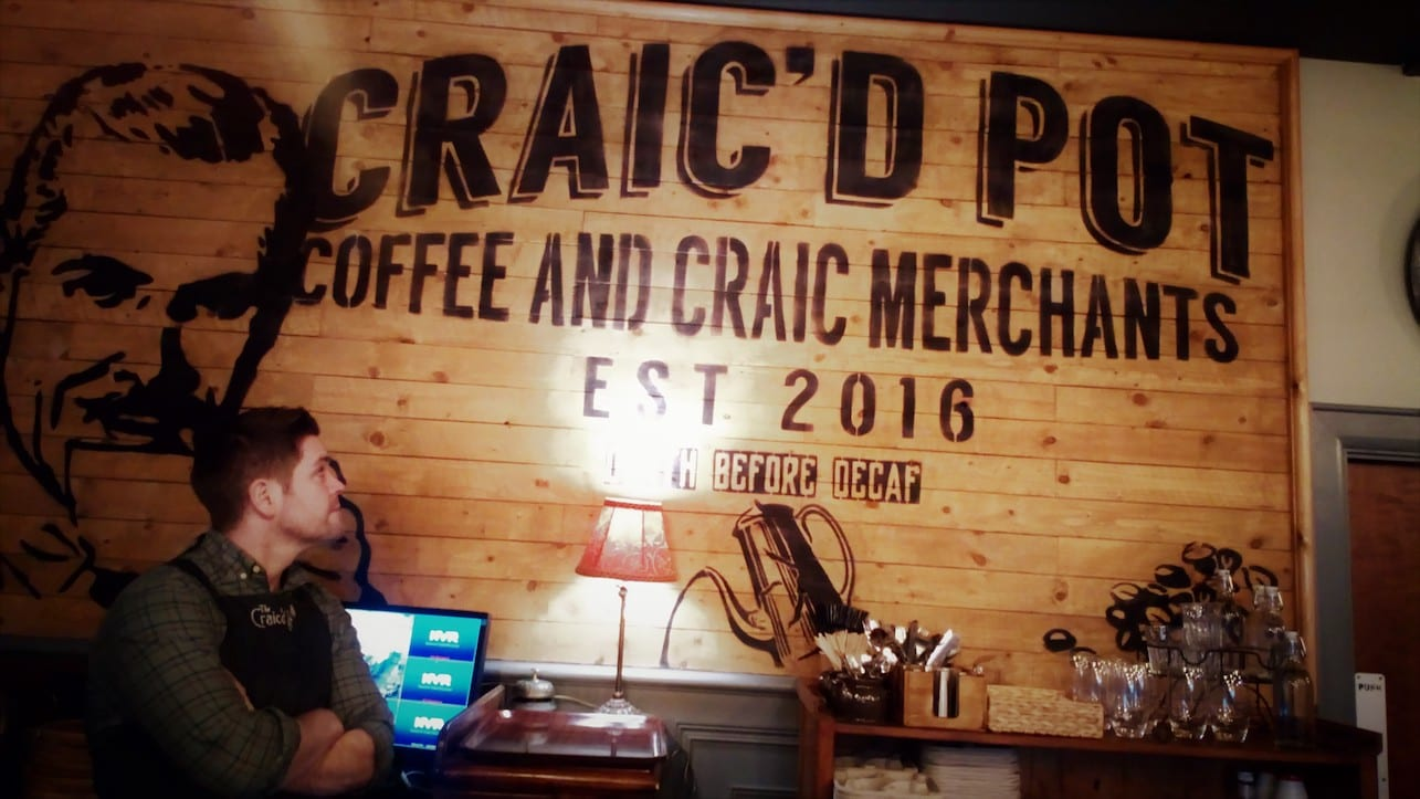 The Craic'd Pot, Armagh