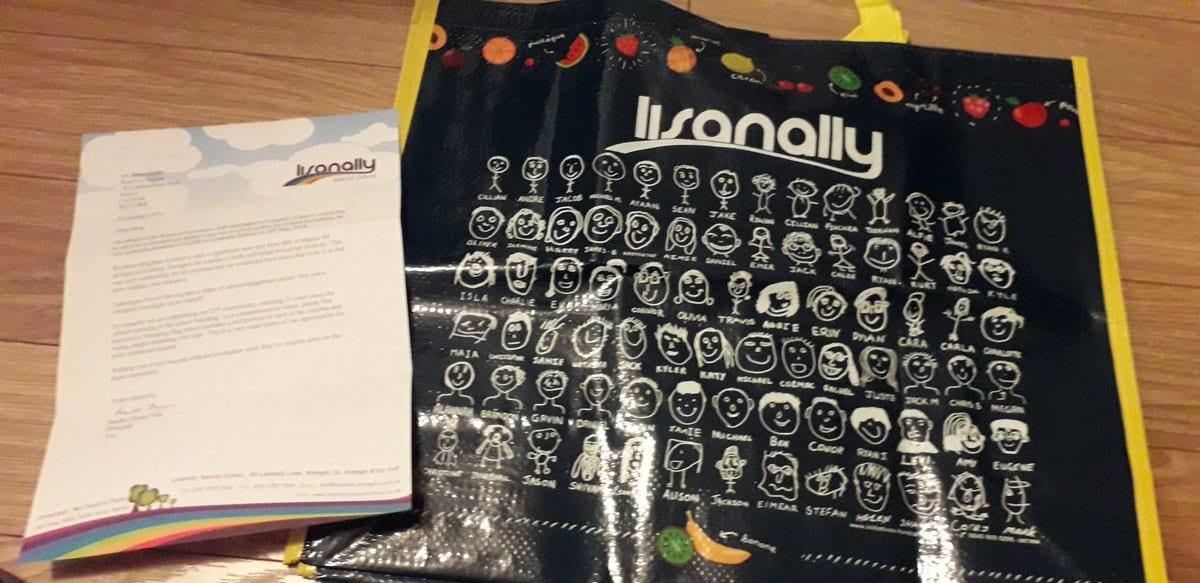 lisanally bag