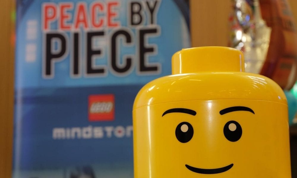 The Lego Mindstorm project brings children and teachers from primary schools together for Lego Mindstorm Workshops and subsequently for Space Challenge Competitions and Exhibitions of Project work and Project Sharing ideas. Peace by PIECE Lego Mindstorm funded by Peace IV co-ordinated by CMETB Tommy Makem Centre Keady Co.Armagh 9 3 2019 CREDIT: LiamMcArdle.com