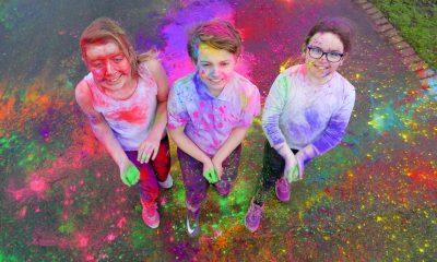 Colour Run Lurgan