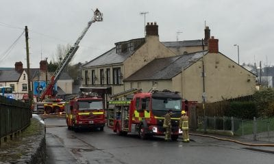 Northern Bar fire in Armagh