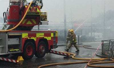 Fire Northern Bar Armagh 18