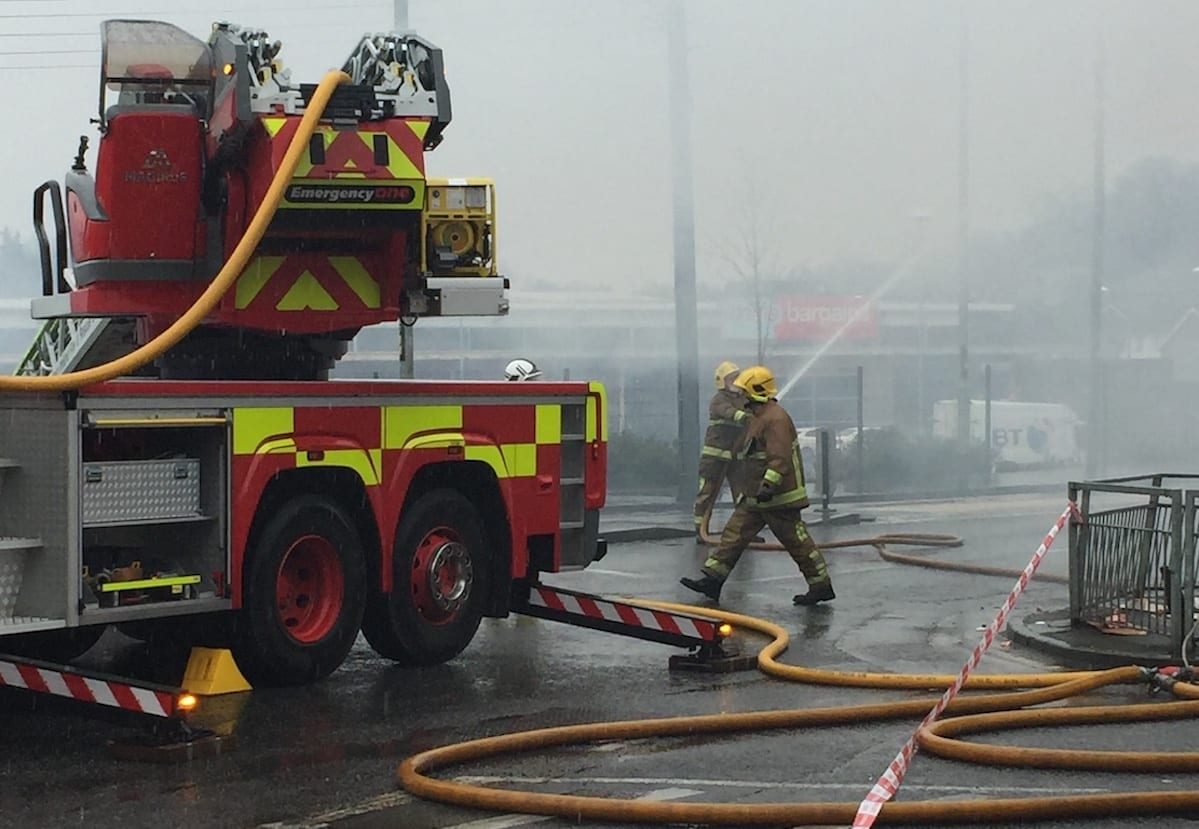Fire Northern Bar Armagh 18