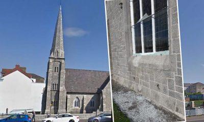 First Presbyterian Newry vandalism