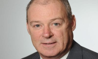 Liam Hannaway Chief Executive of Newry, Mourne and Down Council to retire