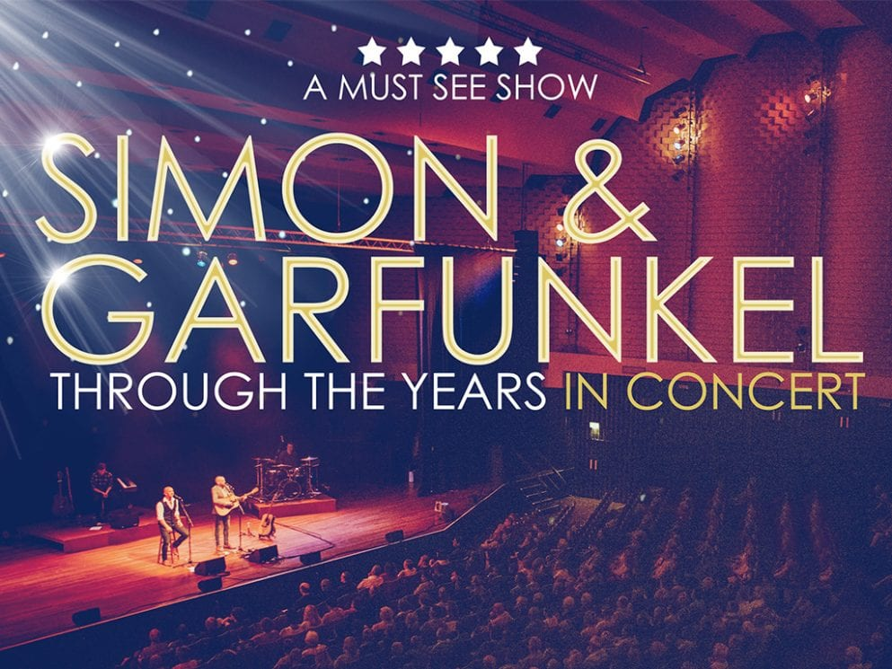 With Text-Simon and Garfunkel Through The Years