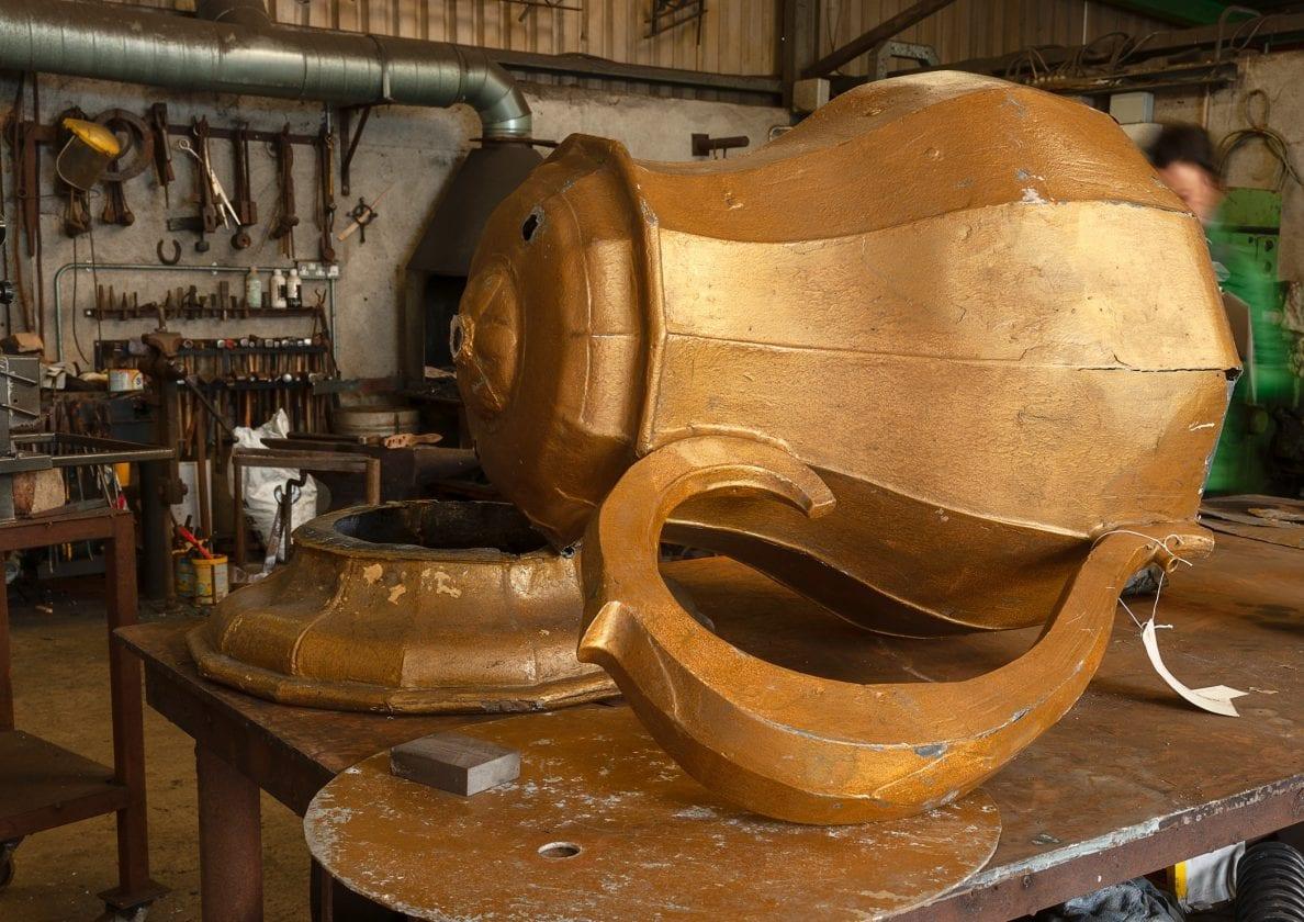 Armagh's Golden Teapot