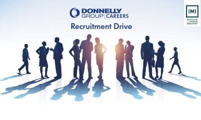 Donnelly Group recruitment