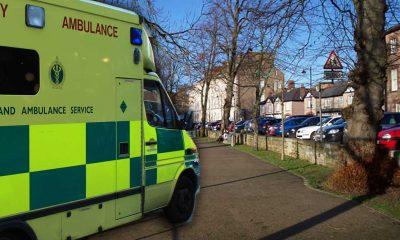 Ambulance Mall Armagh