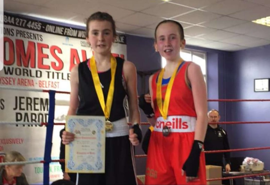 Aoife Duggan Armagh Amateur Boxing Club
