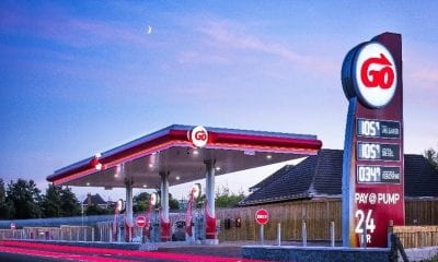 Go Filling Station Richhill