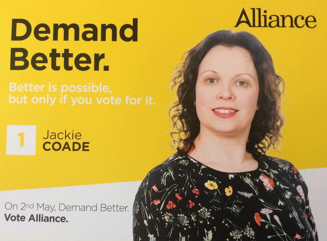 Jackie Coade Alliance