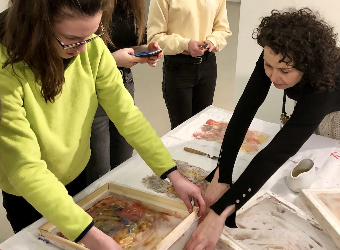Lab Night at the FE McWilliam Gallery