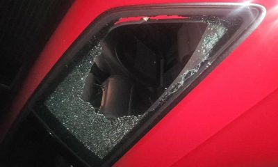 Portadown car smash