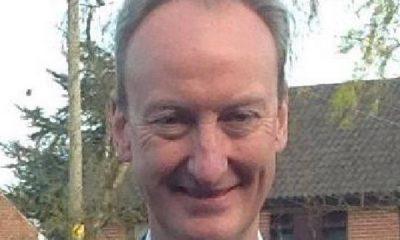 Mr Simon Harper, Headmaster of our sister school, Portadown College