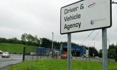 Armagh MOT centre DVA