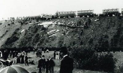 Armagh Rail Disaster