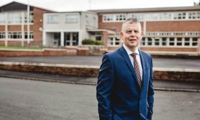 Colin Berry named new principal at Markethill High School