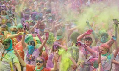 Colour Dash Lurgan Park