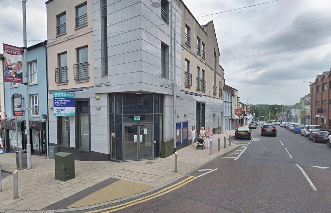 First Trust Bank Banbridge