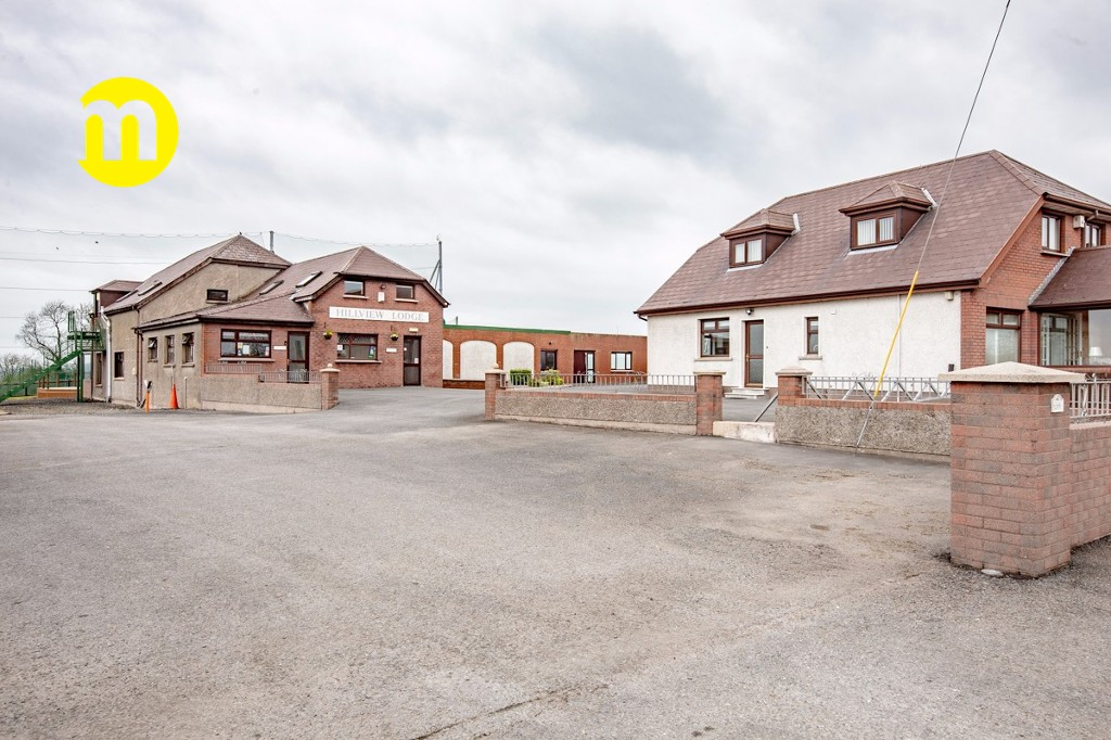 B&B Hillview Lodge Co Armagh on the property market for sale price of £575000