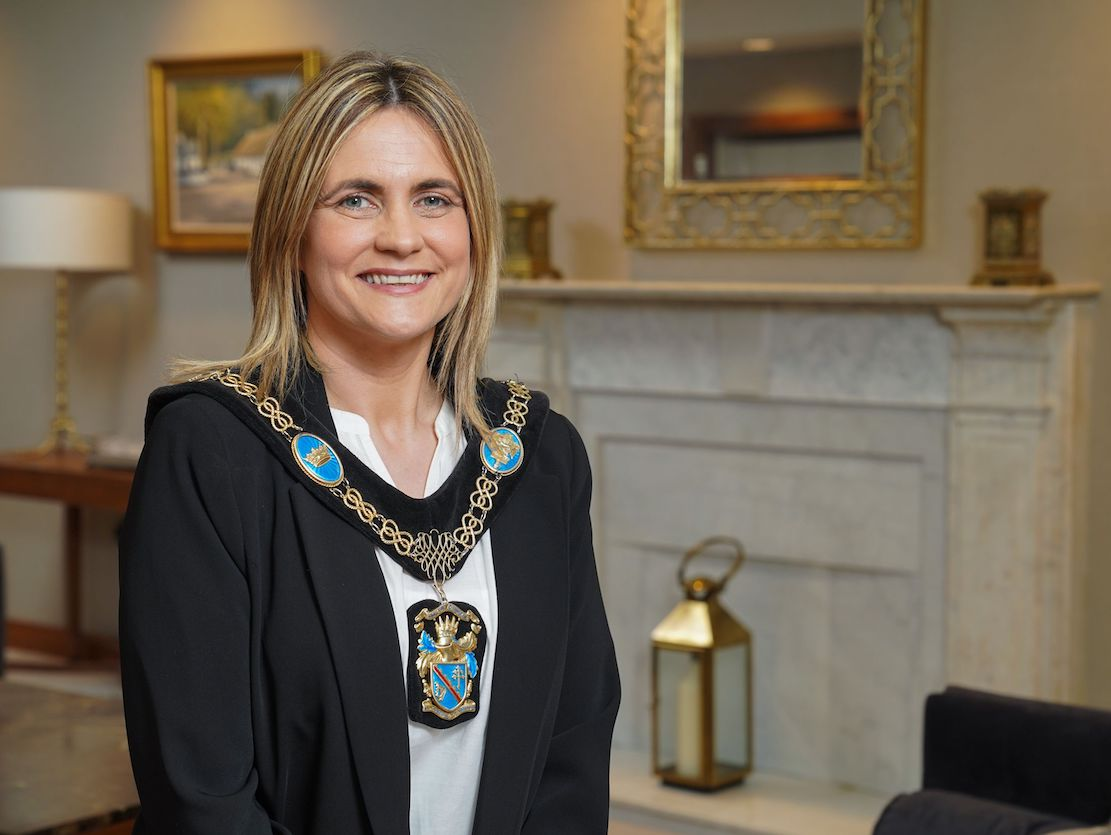 Lord Mayor Mealla Campbell