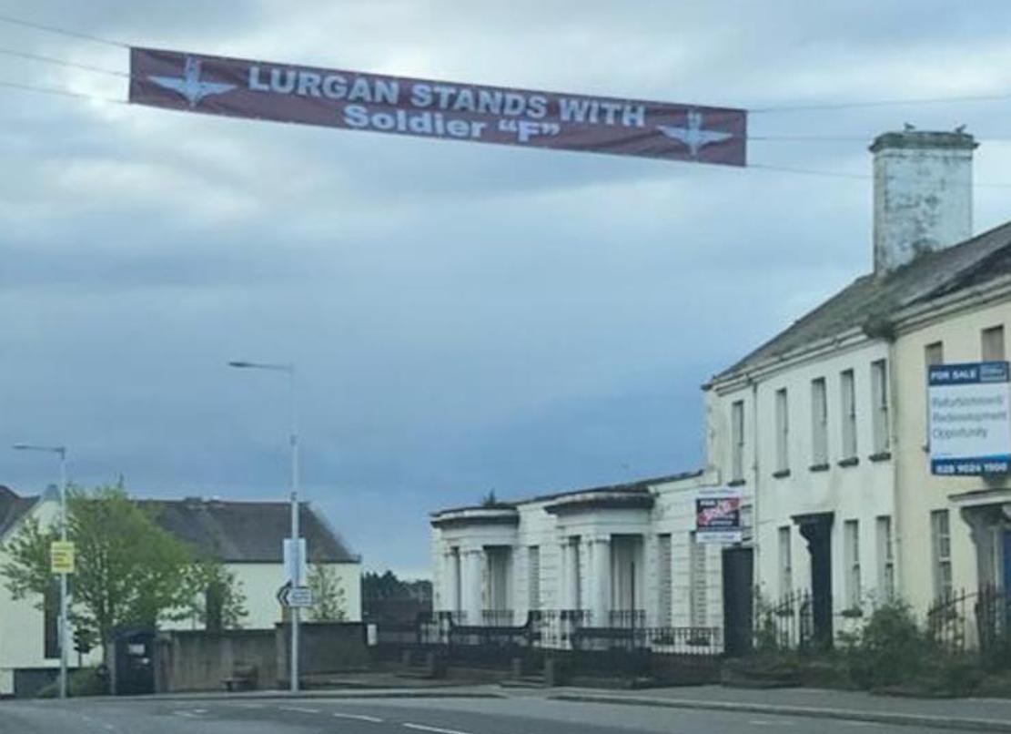 Lurgan banner