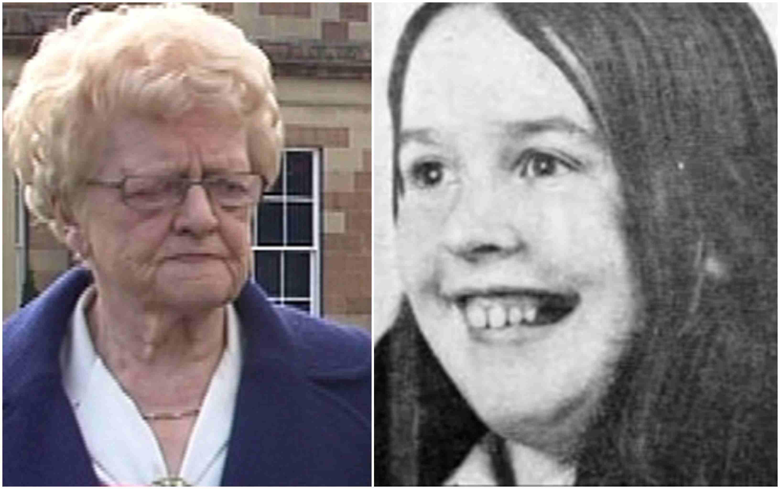 Mary O'Hare mother of Majella O'Hare