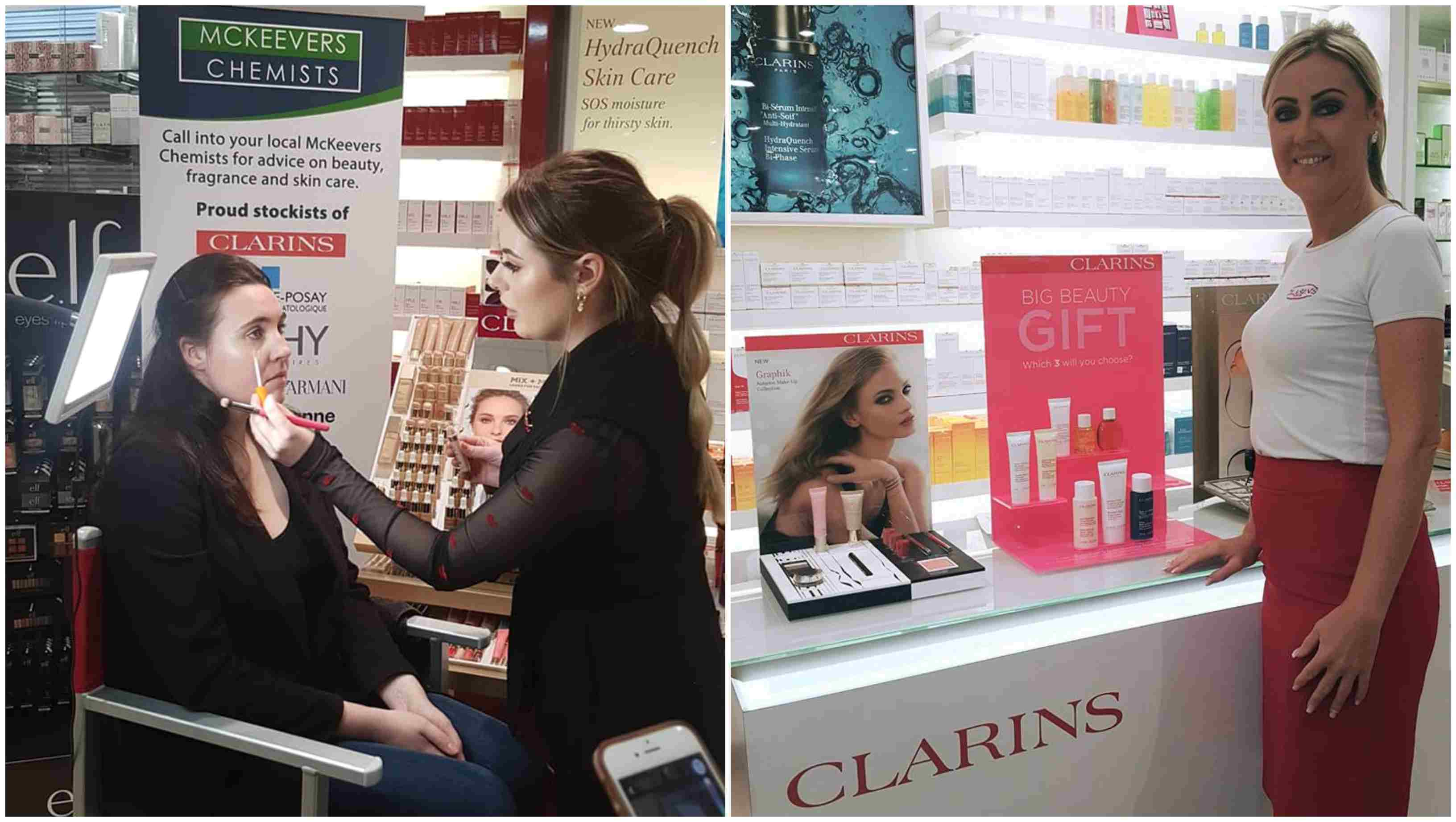 McKeevers Chemists Armagh Spring Event