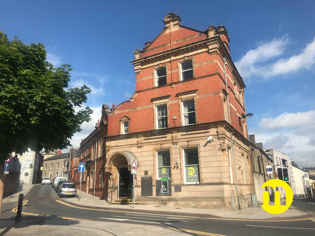 The Bank, Abbey Street, Armagh
