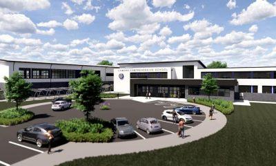 New £21m Lismore Comprehensive School