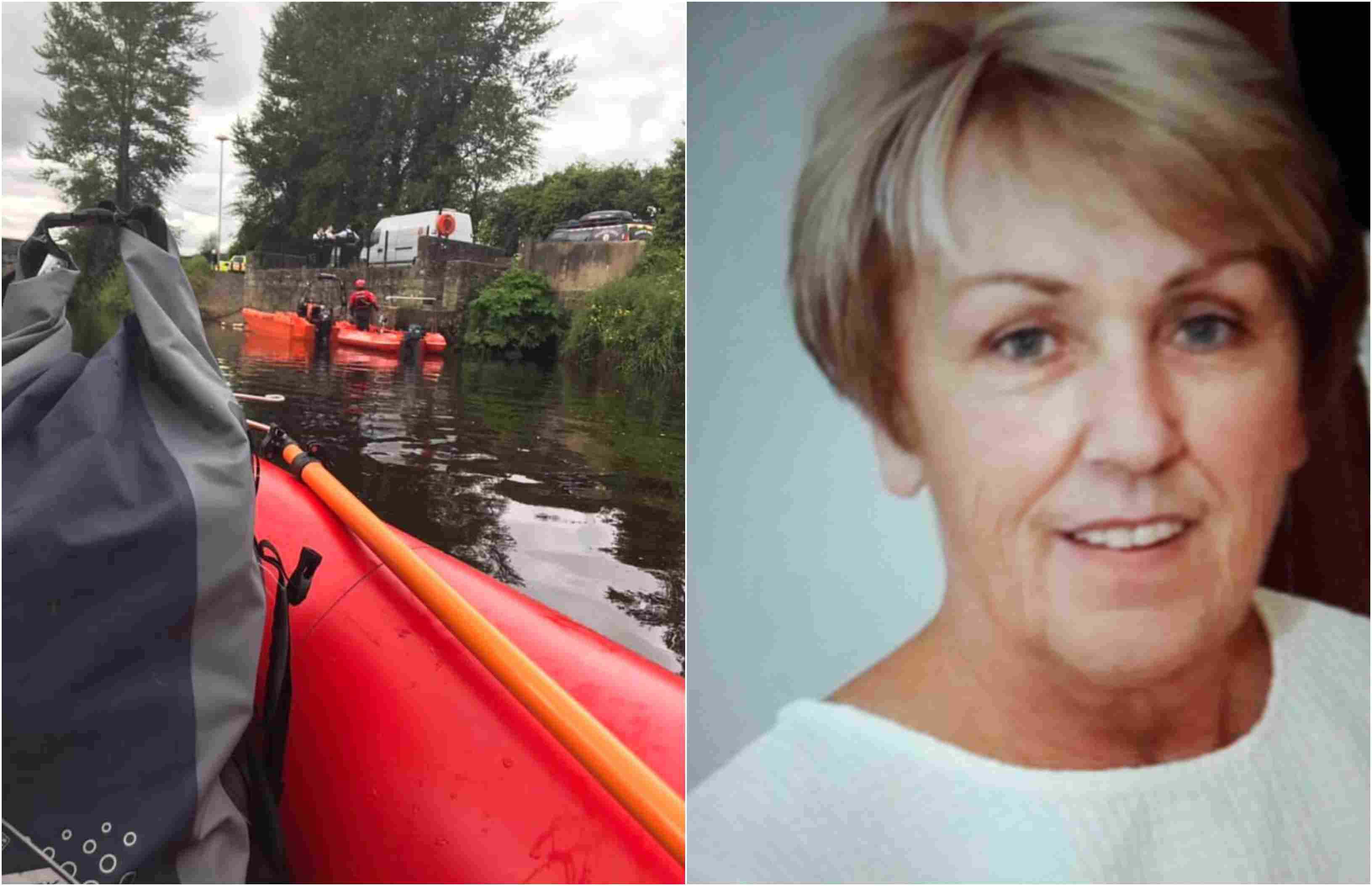 Missing person Dolores Hughes