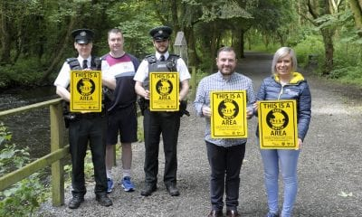 Launch of Park Watch at Clare Glen, Tandragee, 19th June 2019. ©Edward Byrne Photography