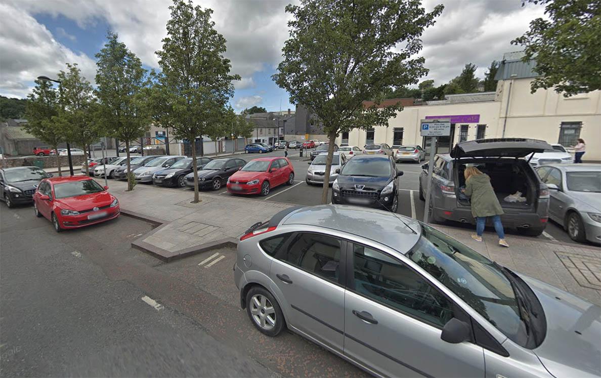 Linenhall Street, Armagh