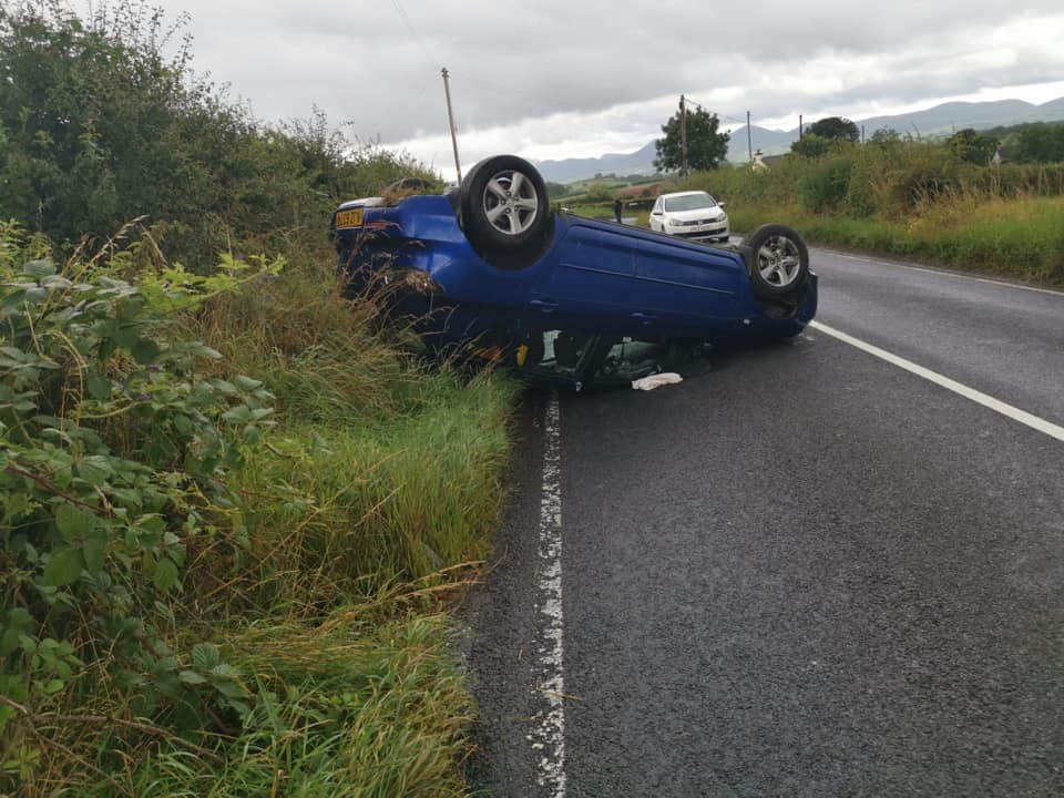 Banbridge crash