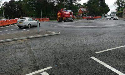 Deansbridge Roundabout
