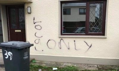 Graffiti Armagh