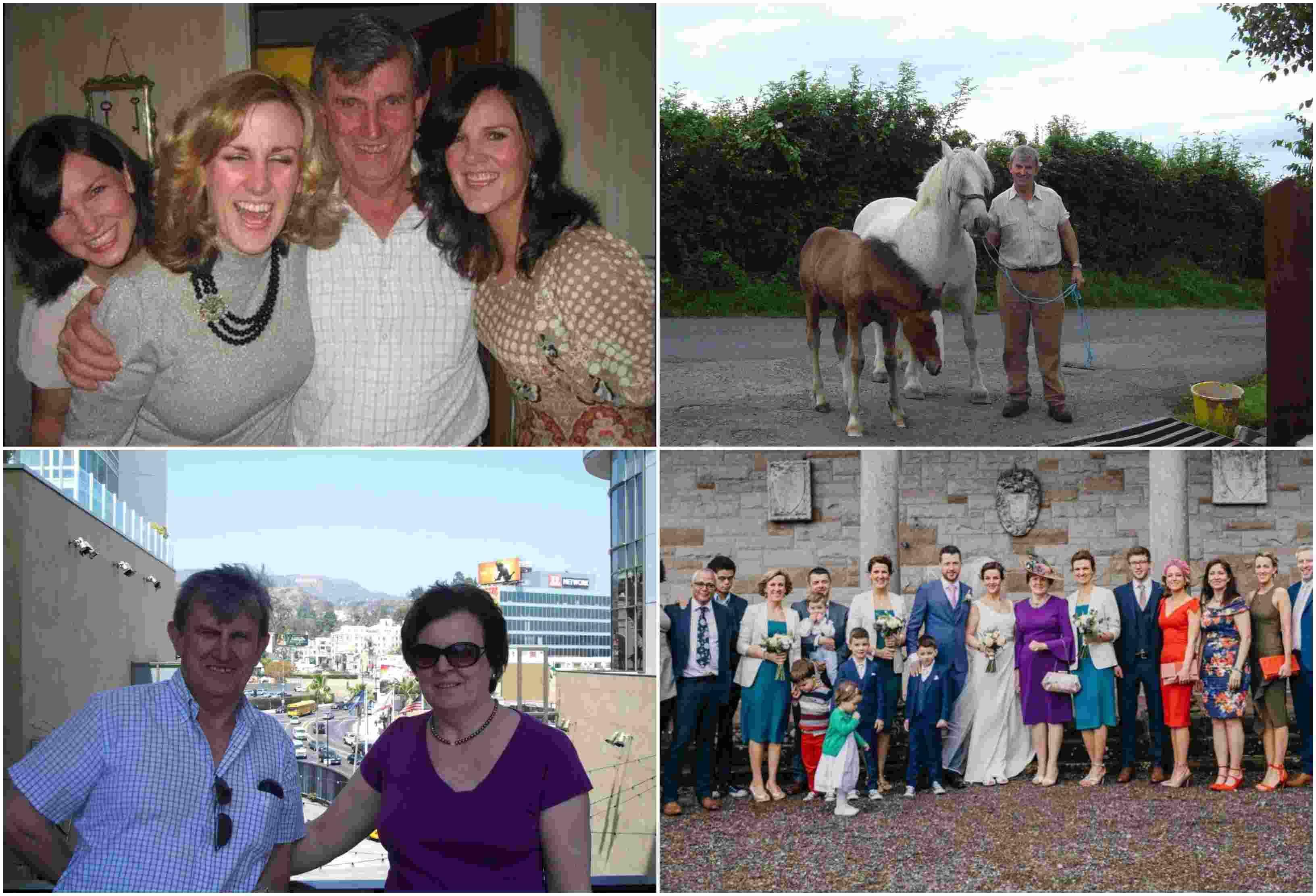 Hugh Boyle family