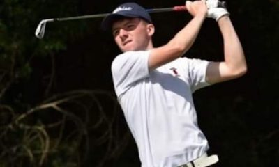 Joe Rooney pictured competing for Ulster in the recent Under-18 Interprovincial Championship at Athlone