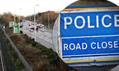 Northway-Portadown closed