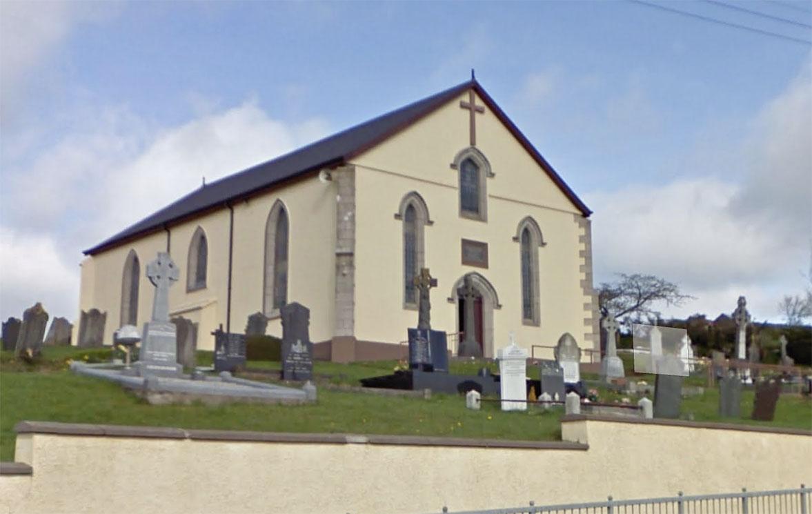 St Michael's Church Newtownhamilton