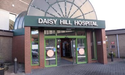 Daisy Hill Hospital in Newry