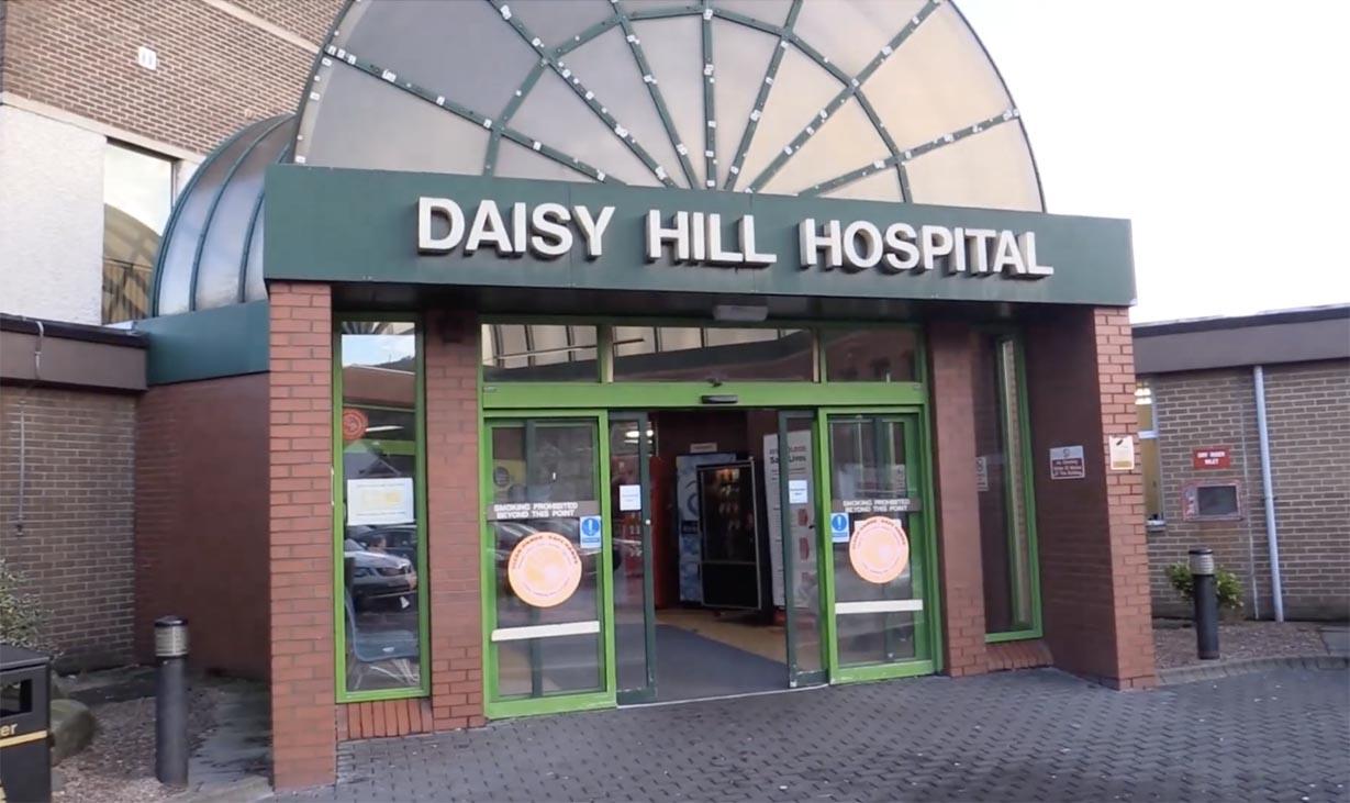 Daisy Hill Hospital in Newry