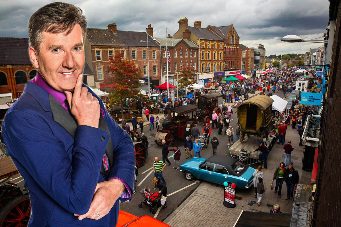 Daniel O'Donnell Country Comes to Town