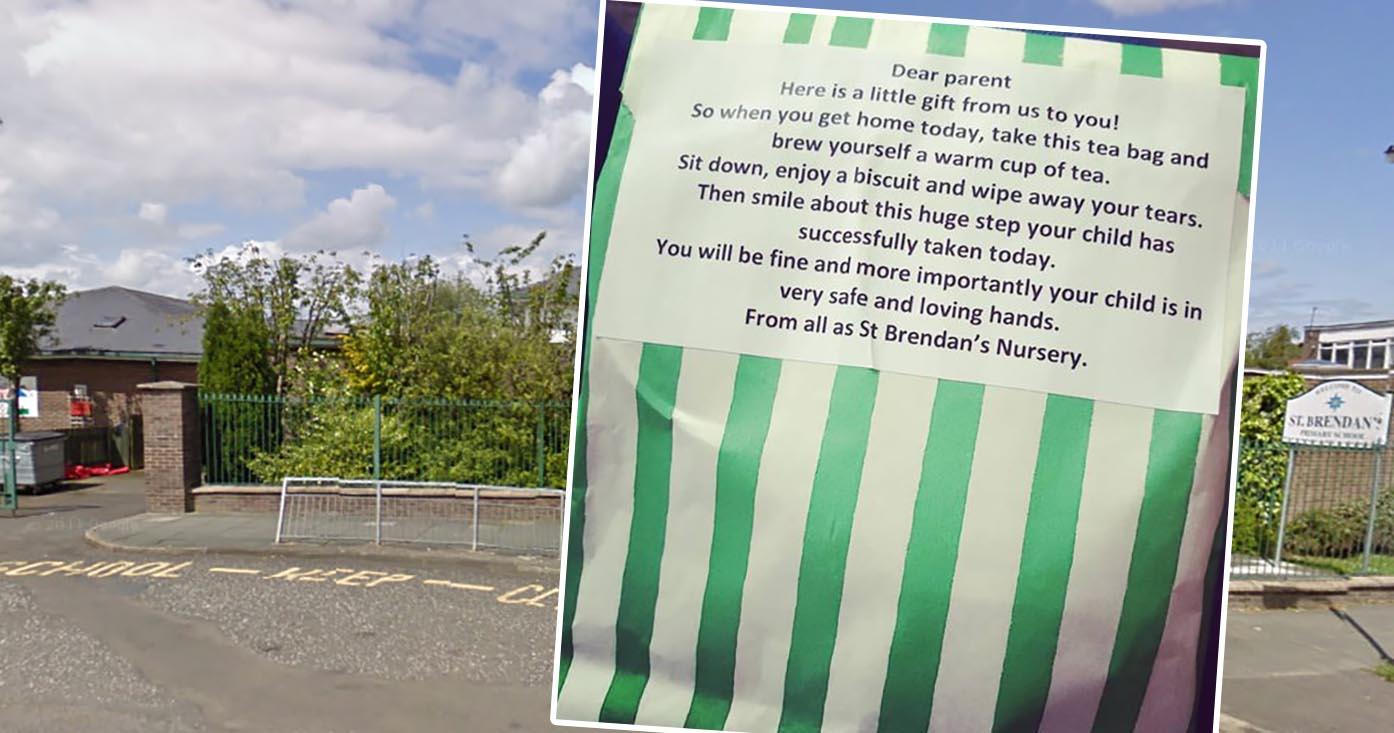 St Brendan's Primary School Craigavon